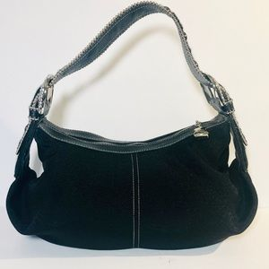 👛$25 Kathy Van Zeeland Hobo Shoulder Bag